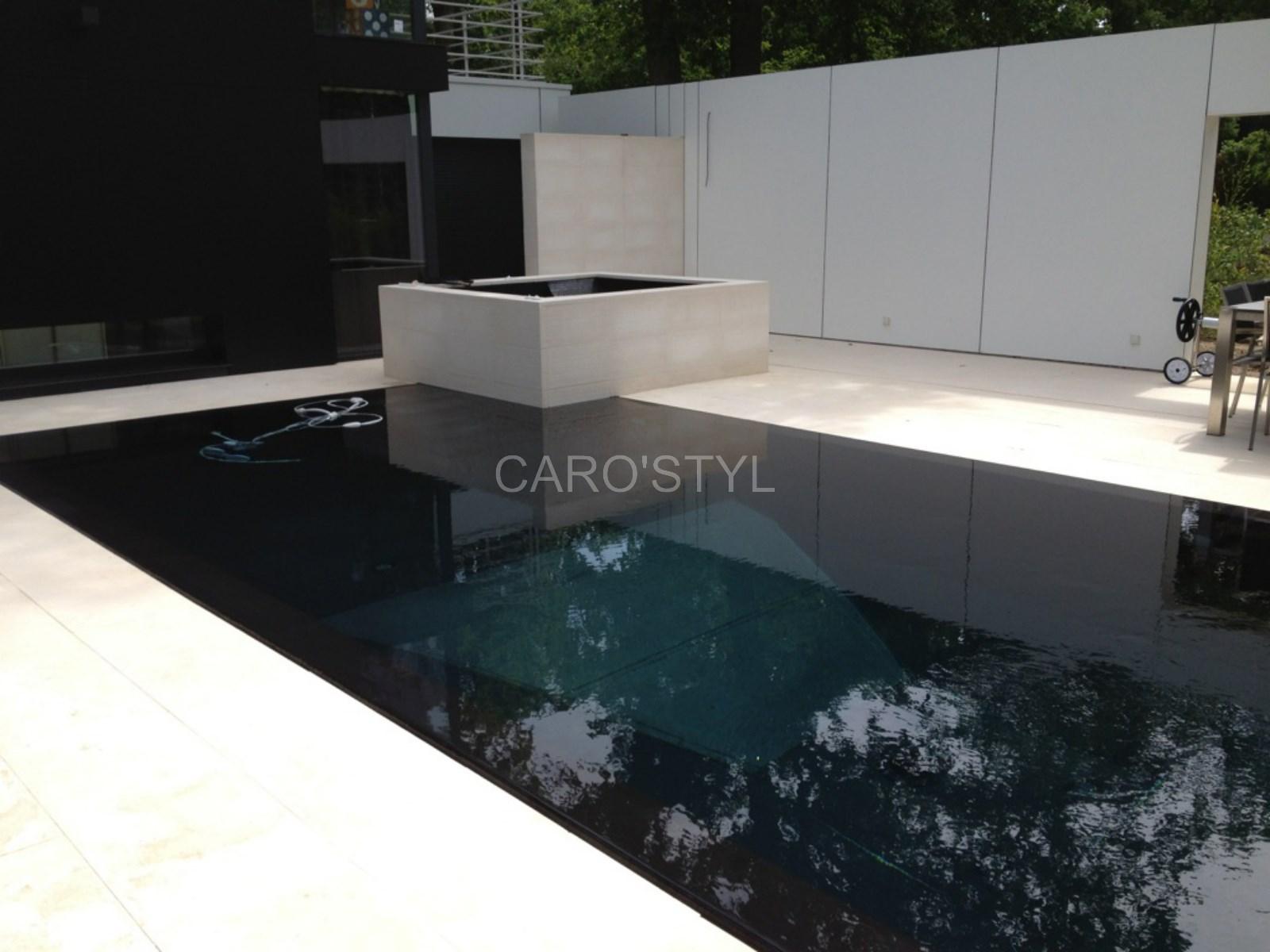 Quelle couleur d\'eau pour sa piscine? le choix du revêtement ...
